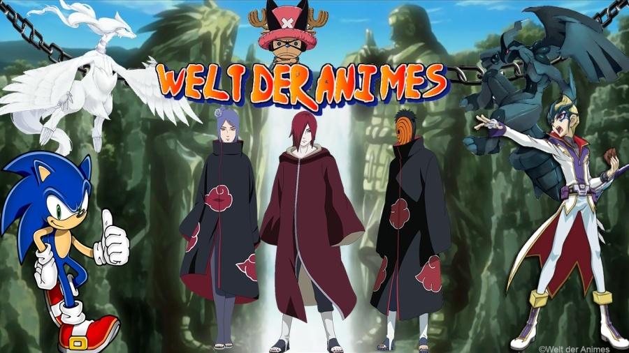 Welt der Animes