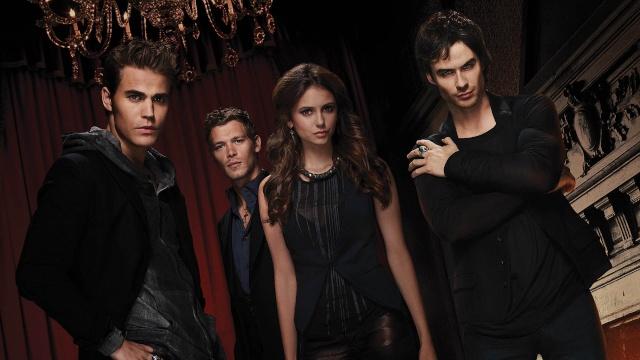 Vampire Diaries: Character Vampir11