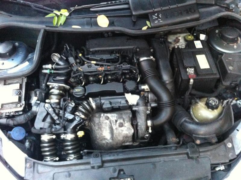 HDI 110 : fuite + moteur bridé !!! Img_1710
