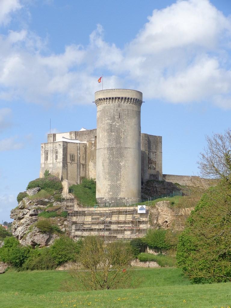 400km - La Bataille de Normandie - 13 juillet 2014 Dsc01614