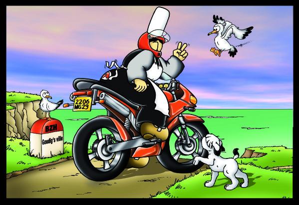 Bon Vendredi Moto-m10