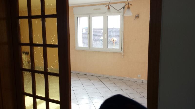 Relooker notre salon salle manger - Relooker une porte rustique vitree ...