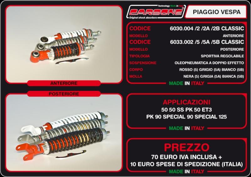 modello ammo anteriore pk50S Kit5510