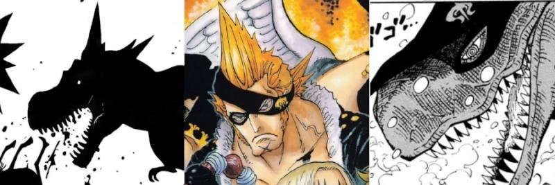 One Piece Kapitel 725: Die ungeschlagene Frau Drake10