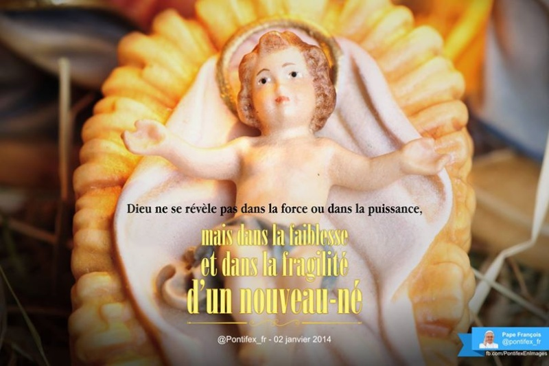 Tweets du Pape en image (Janvier) 01_jan10