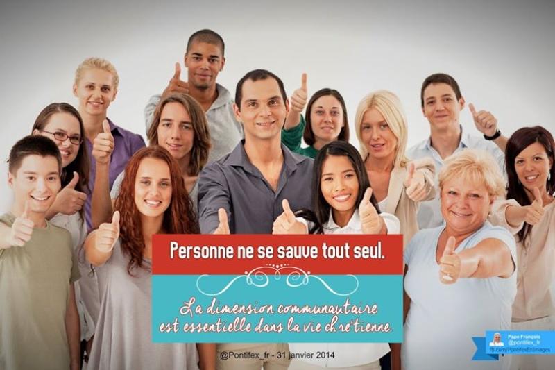 Tweets du Pape en image (Janvier) Person10