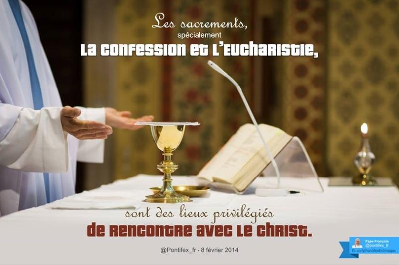 Février : tweets du pape Sacrem10
