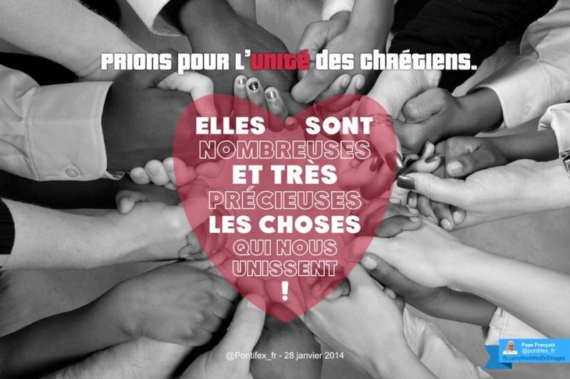 Tweets du Pape en image (Janvier) Unita10