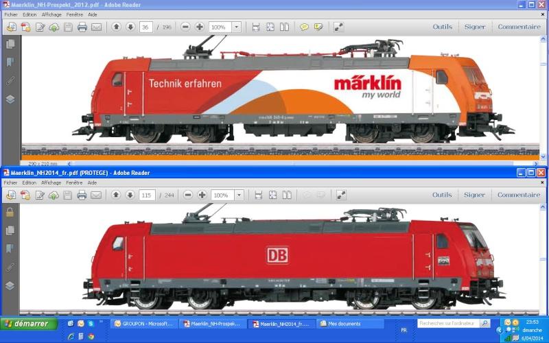 Nouveautés 2014 : locos 36XXX versus 37XXX Br146_10