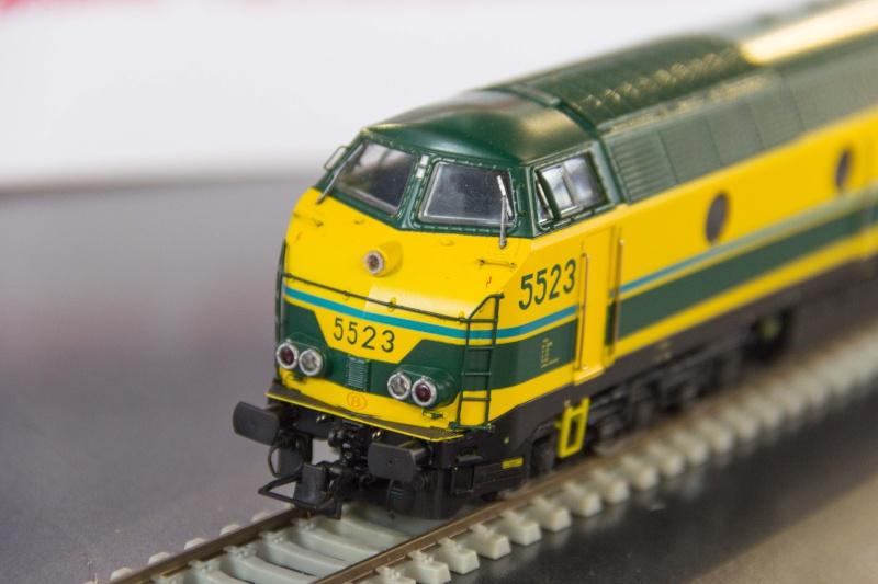 Action 5523 SNCB du TrainMiniatureMagazine - Modelspoormagazine Img_0511