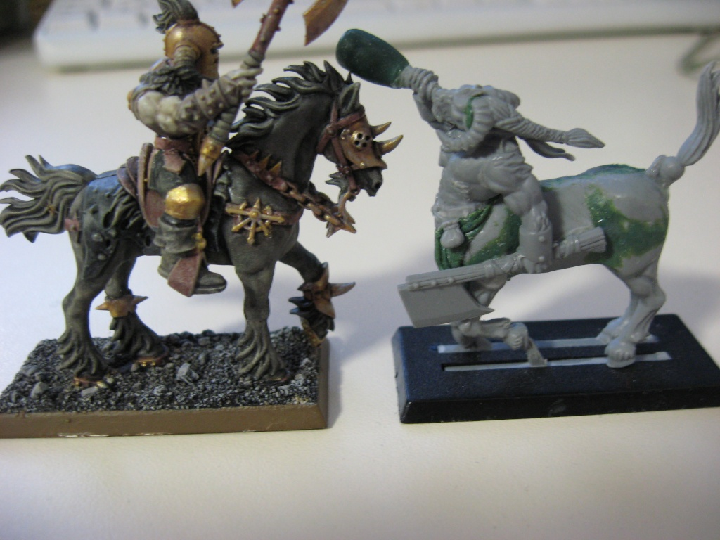 beastmen - Beastmen: Starting group and final group plans? Img_0911