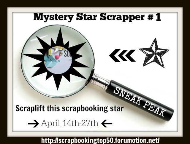 Mystery Scrapbooking Star # 1 Myster10