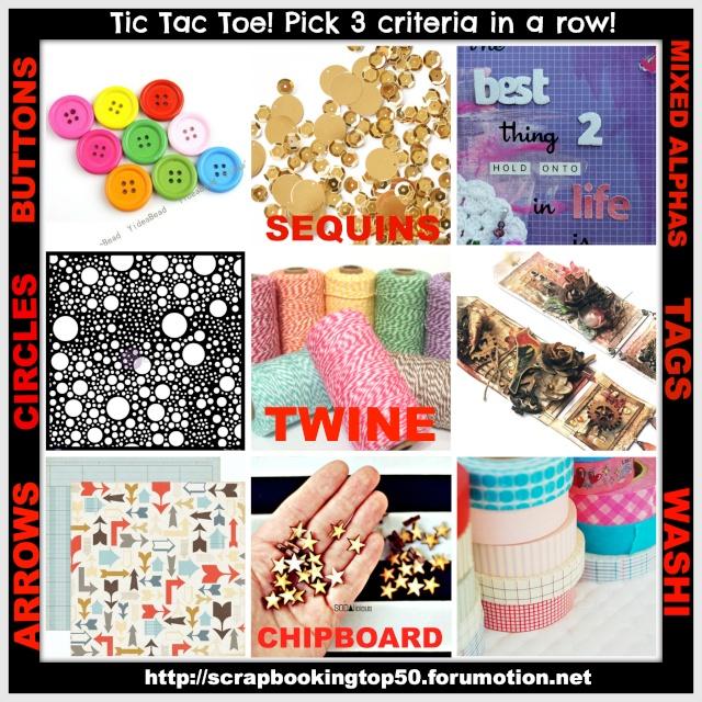 Sarah's Tic Tac Toe challenge Tictac10