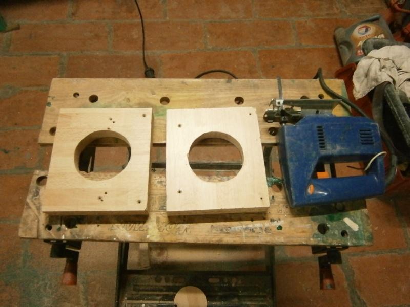 Pas à pas sur réalisation d'une guillotine pour aspiration machine à bois Pa260514