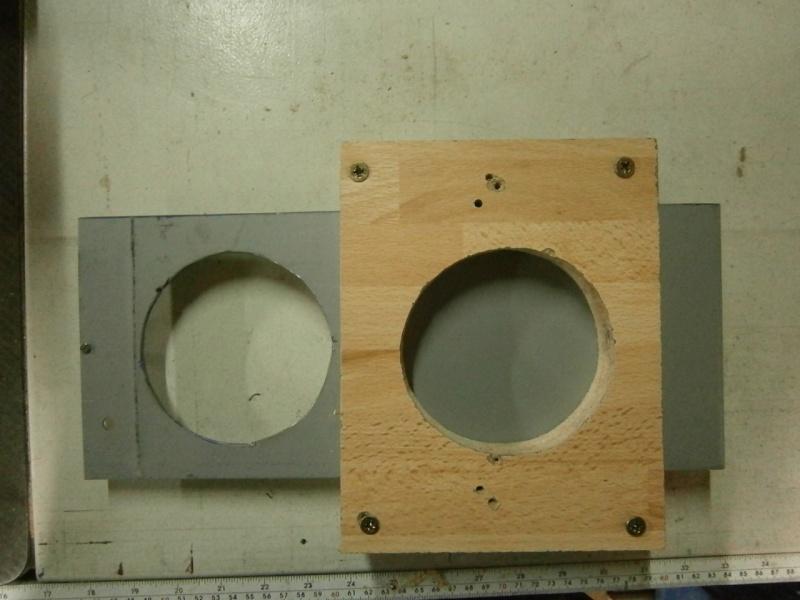 Pas à pas sur réalisation d'une guillotine pour aspiration machine à bois Pa260518