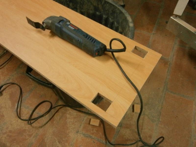 Un tiroir à chaussures bien discret Pb150513