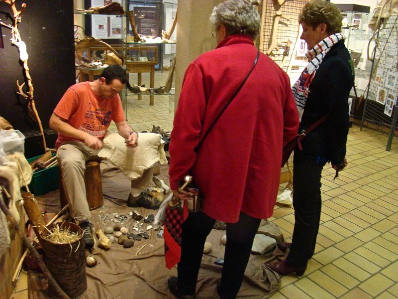 Expo de Préhistoire à l'Hôtel de VIlle de Woippy (Moselle), du 4 novembre au 4 décembre - Page 2 Dsc09654