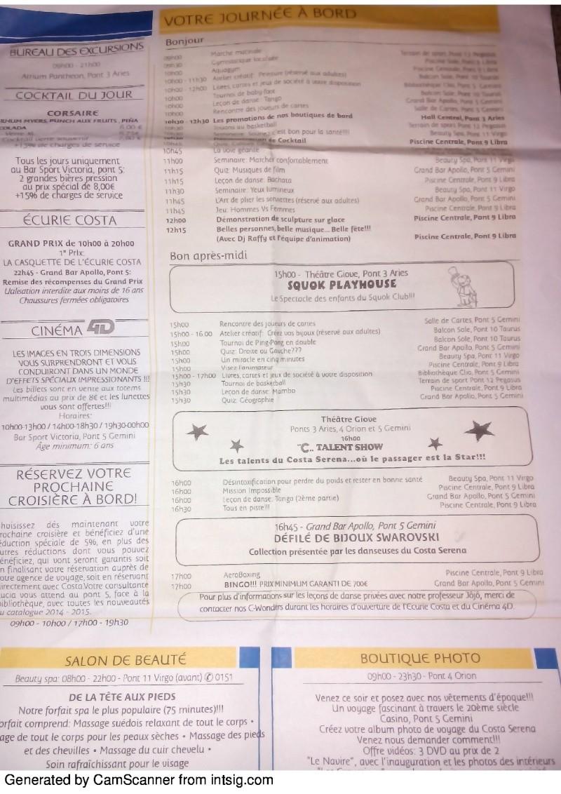 compte rendu de croisière sur le costa serena du 22/02/14 au 01/03/14 - Page 2 78924827