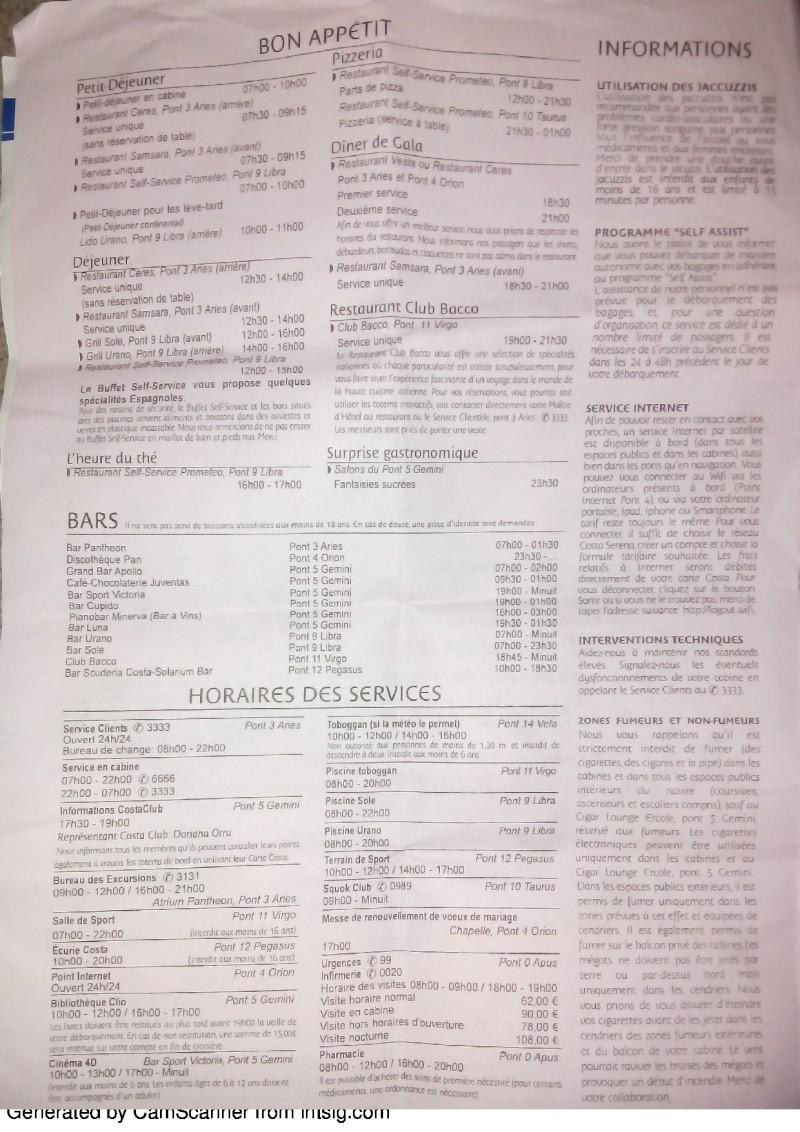 compte rendu de croisière sur le costa serena du 22/02/14 au 01/03/14 - Page 2 78924833