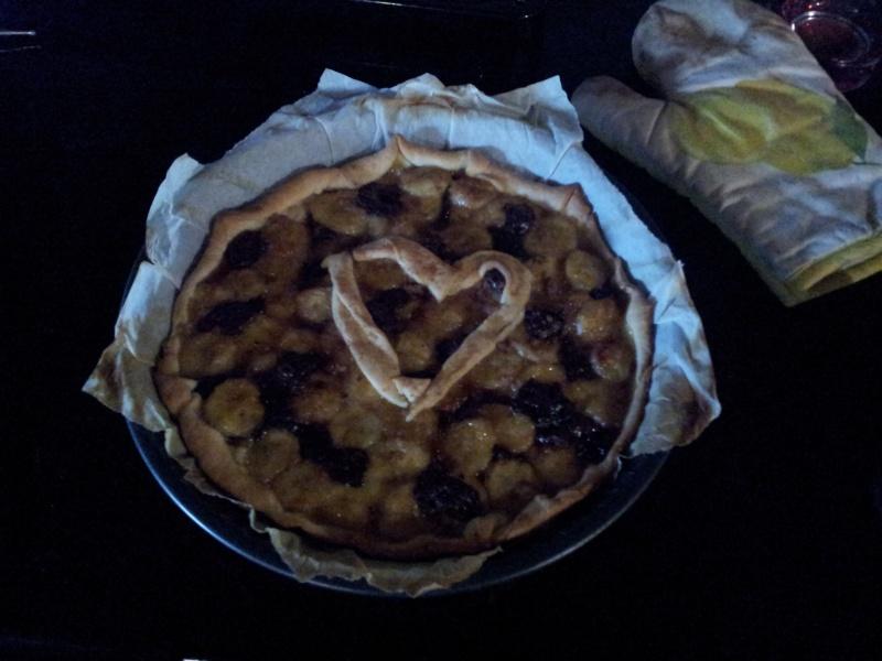 gâteau avec des coeurs - Page 13 Tarte_10