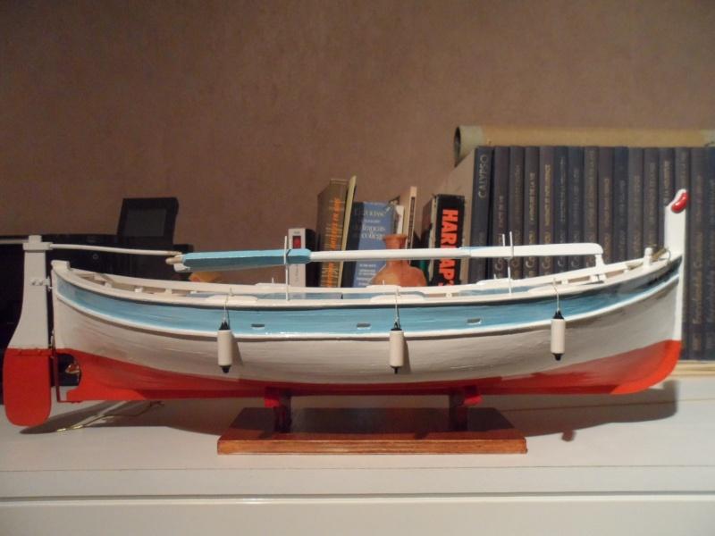 Barque marseillaise : le dernier né de mon chantier Sam_6710