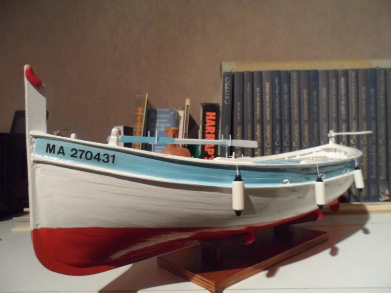Barque marseillaise : le dernier né de mon chantier Sam_6711