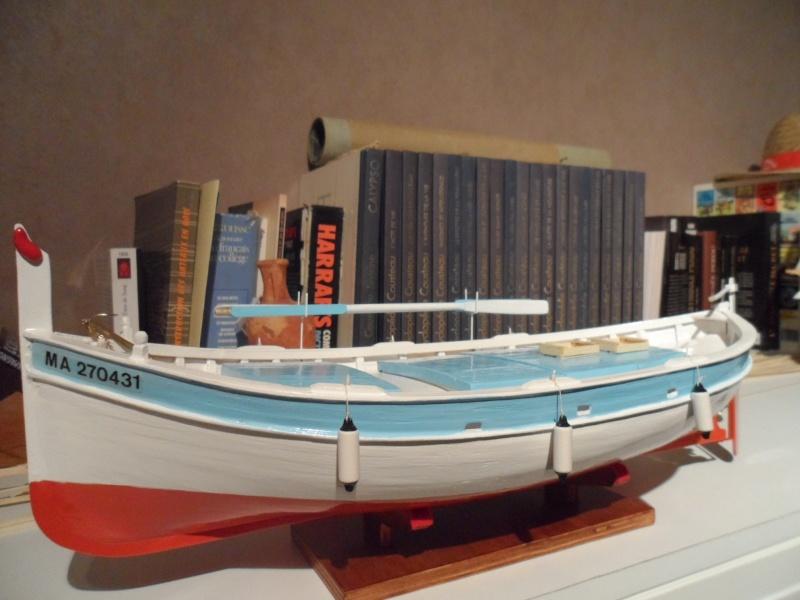 Barque marseillaise : le dernier né de mon chantier Sam_6713