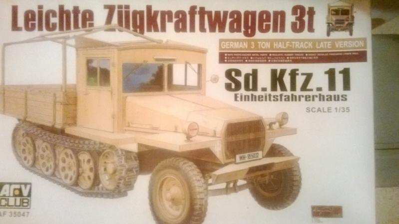 Leichte Zugkraftwagen Sd.Kfz. 11 3t pour le concours Wp_20143