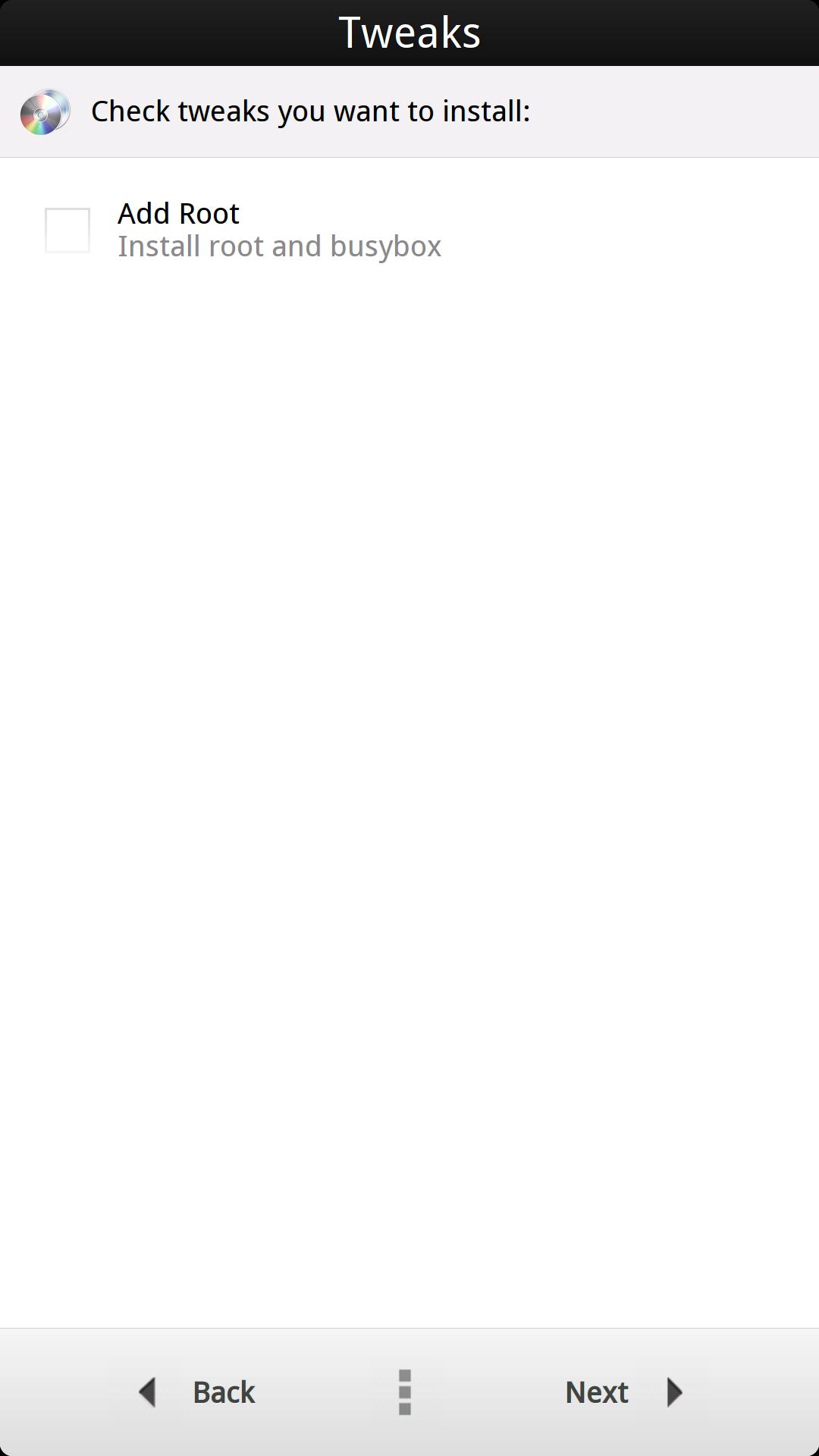 [TUTO] Revenir sur une ROM Stock pour un SAV | HTC ONE (M7) Aroma_11