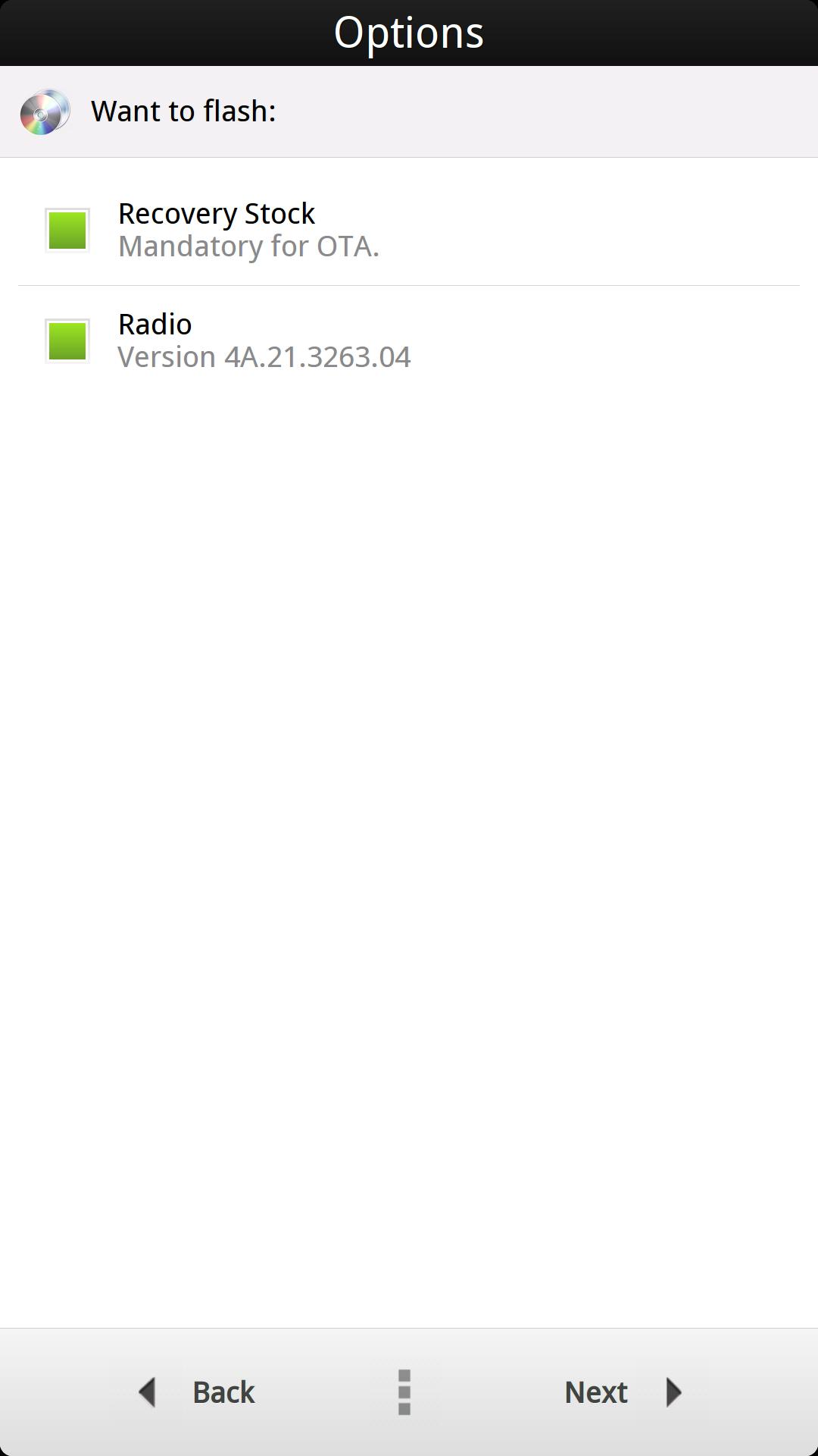 [TUTO] Revenir sur une ROM Stock pour un SAV | HTC ONE (M7) M7_3_612