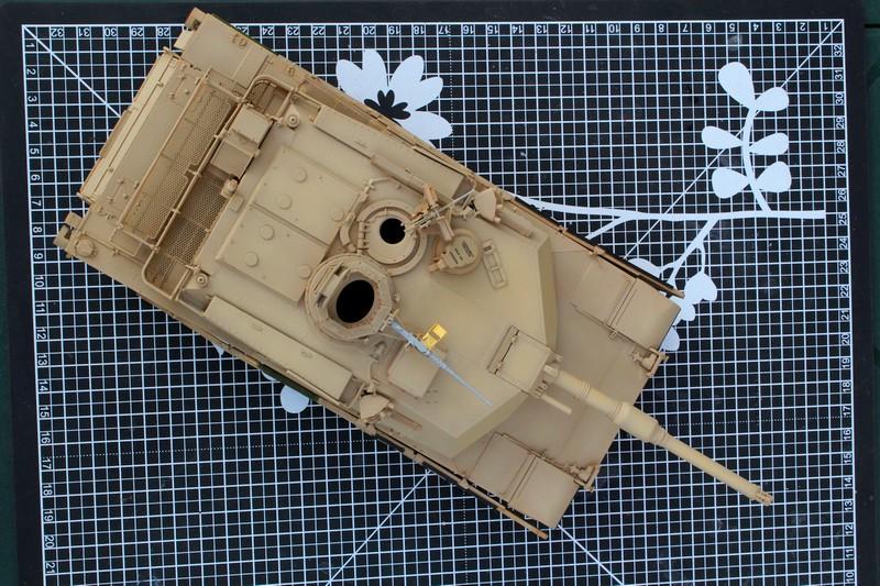 M1A2 SEP Dragon 1/35 et ses jupes... Img_6614