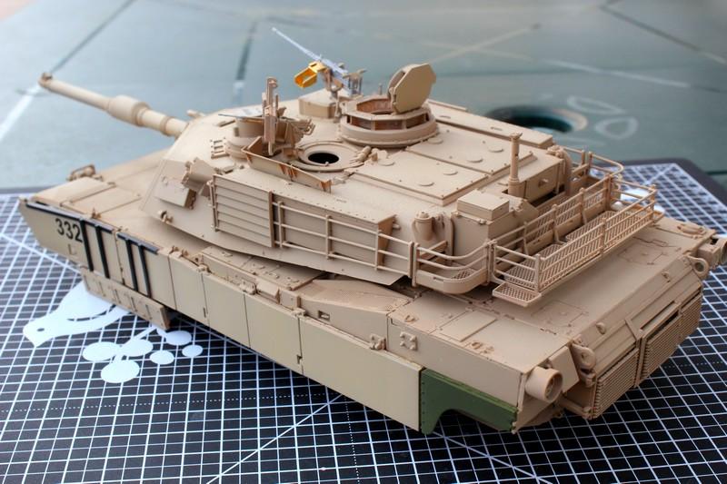 M1A2 SEP Dragon 1/35 et ses jupes... Img_6616