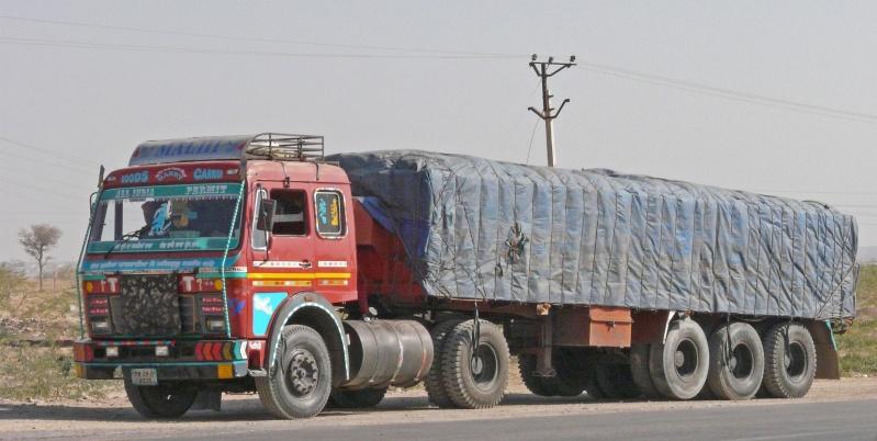 Rajastan  India   photo Carl-Axel Bauer mon voisin Lorry_10
