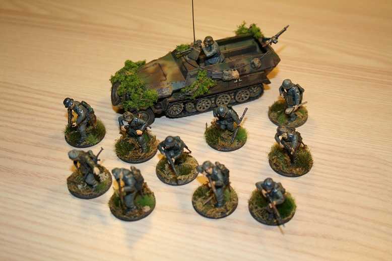 Mes grenadiers de la wehrmacht (Late) 330
