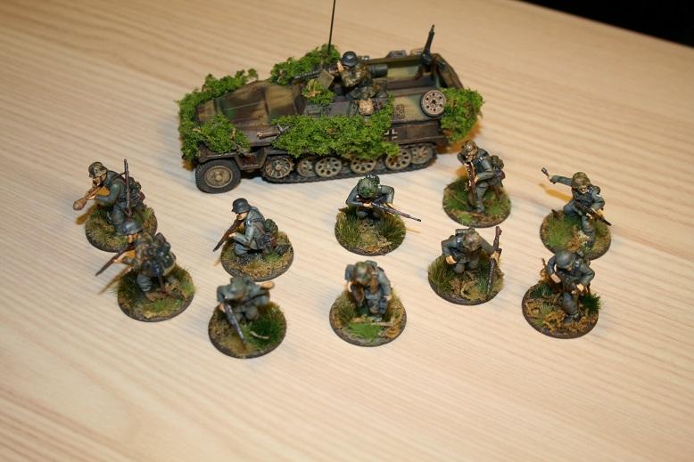 Mes grenadiers de la wehrmacht (Late) 421