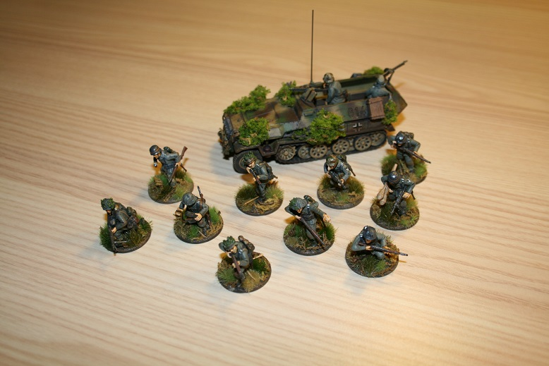 Mes grenadiers de la wehrmacht (Late) 524