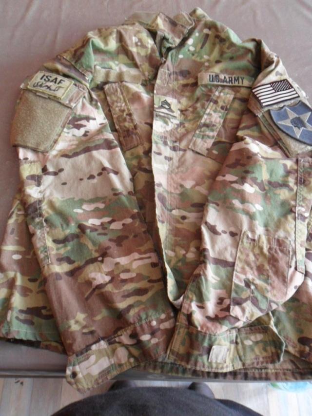 tenue US 2 ° Division Afganistan Afga11