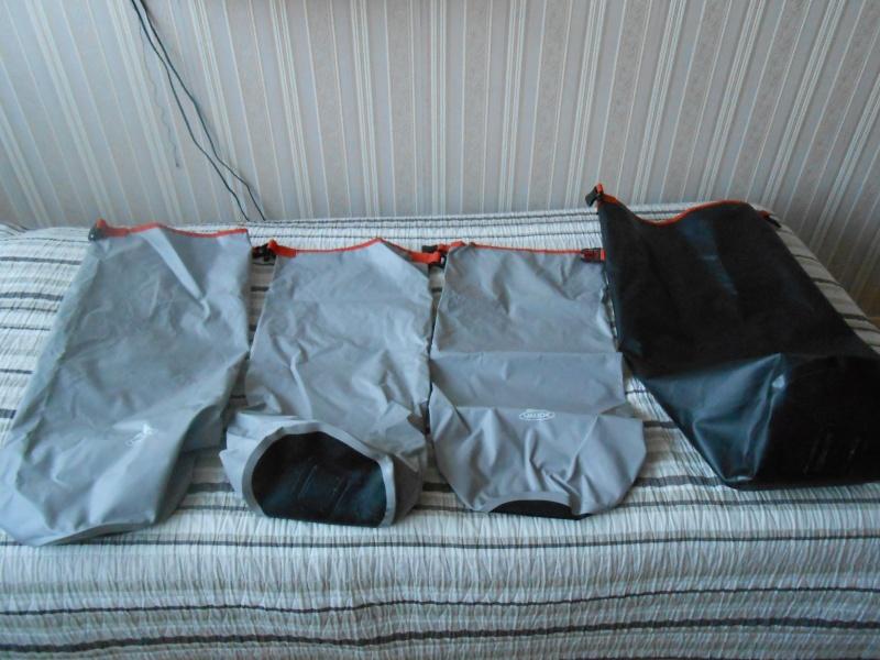 Sac étanche Ortlieb Rack Pack 31 litres 00110