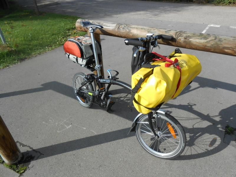 Sac étanche Ortlieb Rack Pack 31 litres 00210