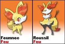 Pokémon X / Pokémon Y Feunne10