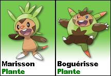 Pokémon X / Pokémon Y Mariss10
