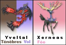 Pokémon X / Pokémon Y Yvelta10