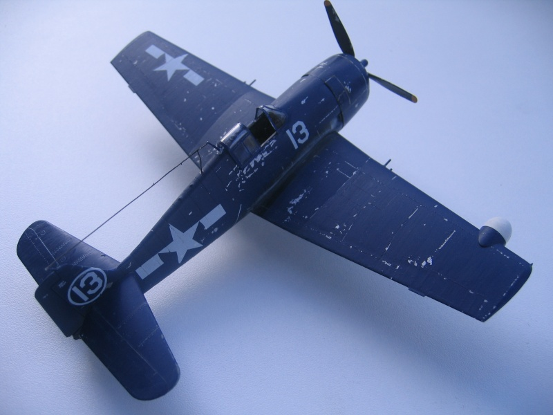 F6F-5N Hellcat Nightfighter [Eduard Profipack] 1:72e Img_0067