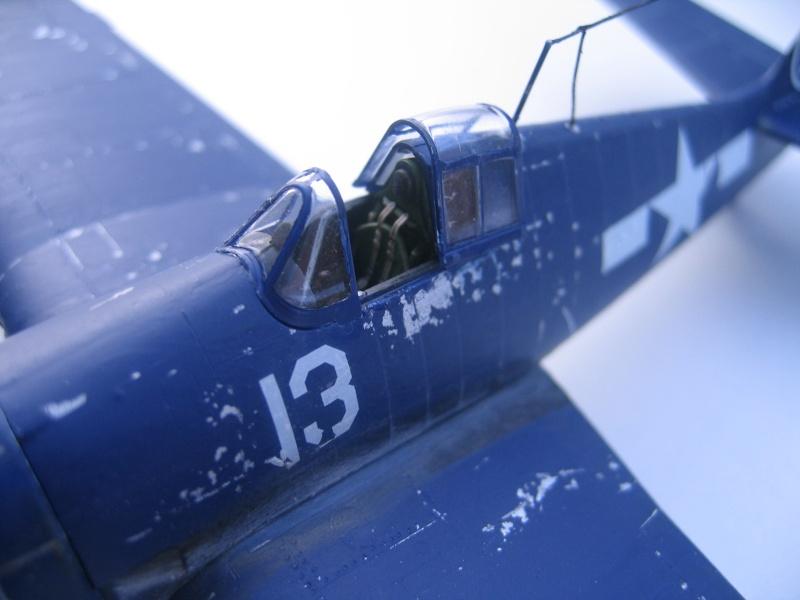 F6F-5N Hellcat Nightfighter [Eduard Profipack] 1:72e Img_0069
