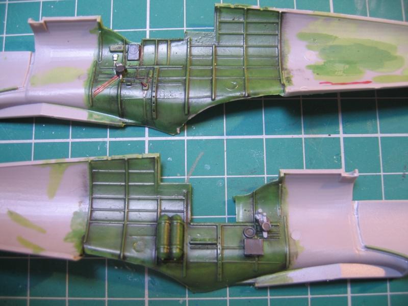 Supermarine Spitfire IX 1:48e [ICM] Img_0143