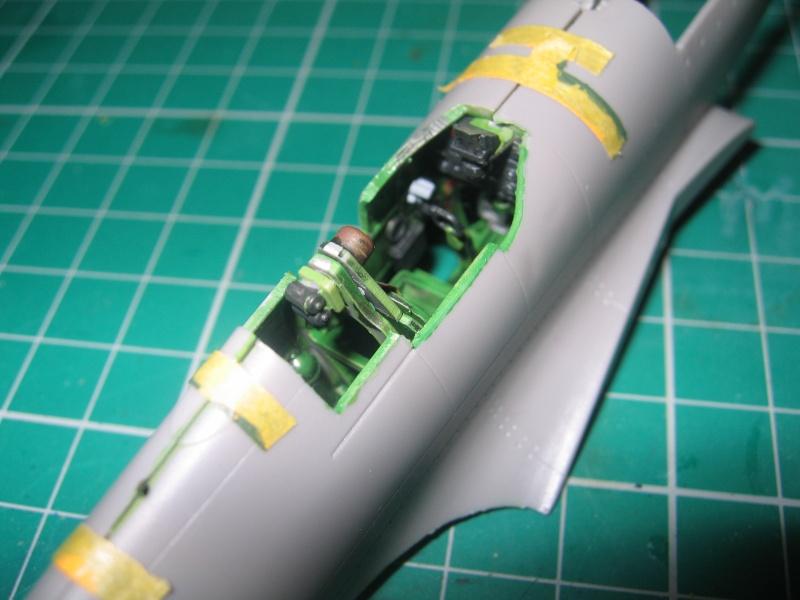 Supermarine Spitfire IX 1:48e [ICM] Img_0147