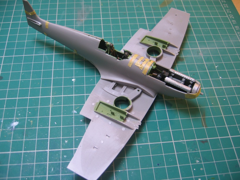 Supermarine Spitfire IX 1:48e [ICM] Img_0150