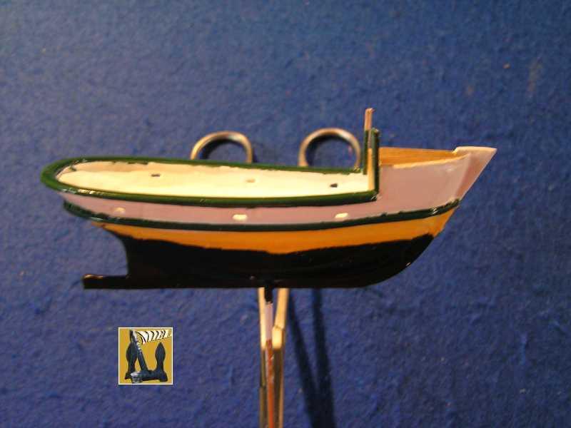 "brou en bateau-moule le "" Cala Llevado""  2511"
