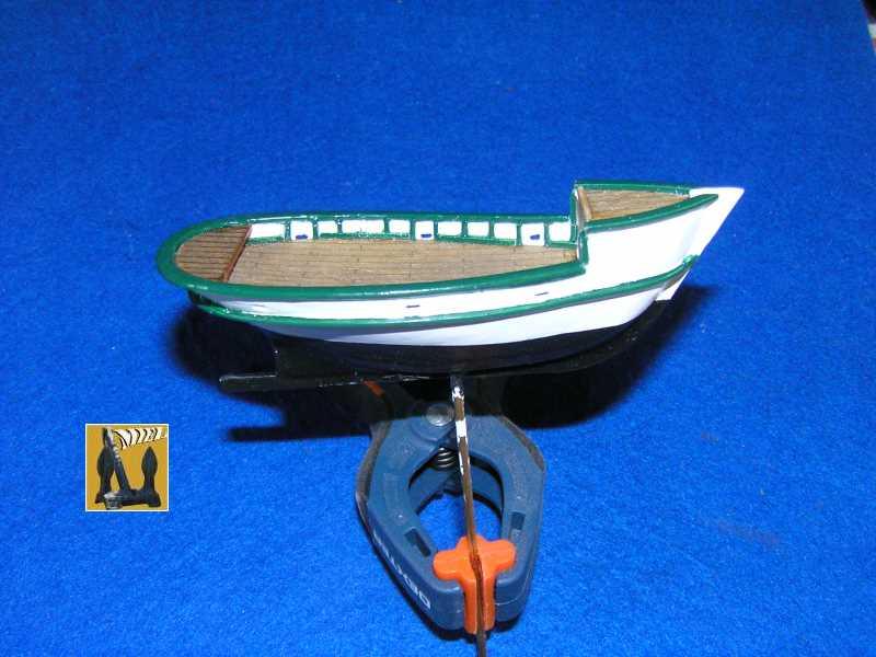 "brou en bateau-moule le "" Cala Llevado""  2811"