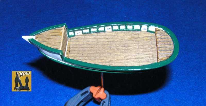 "brou en bateau-moule le "" Cala Llevado""  2911"